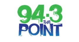 Pier Fest sponsor 94.3 The Point radio